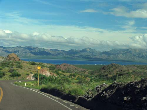 View of Bahia Concepcion